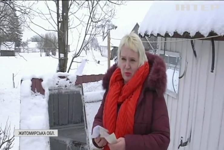 Гаряча вода - без платіжок: на Житомирщині у криниці з'явився гейзер
