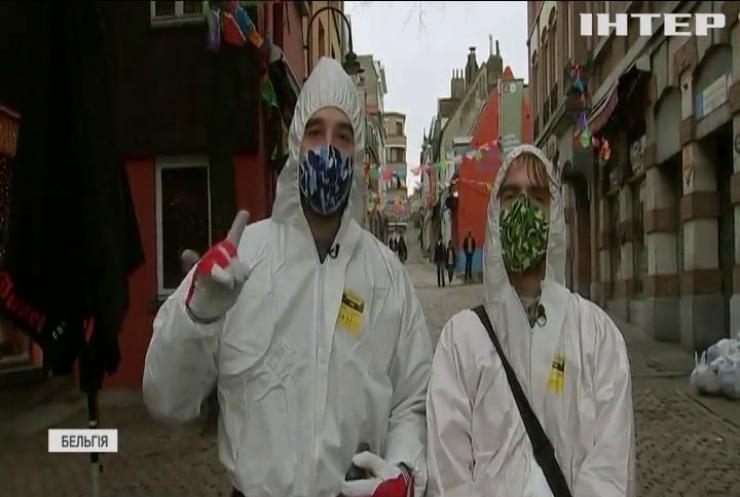 """Коронавірусні ковбої: волонтери Брюсселя створили """"народну дружину"""" для боротьби з COVID-19"""