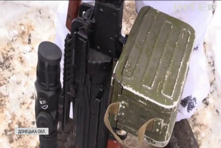 Військовослужбовець з окупованого Криму захищає українські позиції на Донбасі