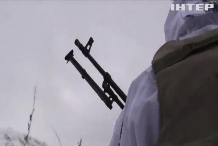 На Донбасі фіксують роботу снайперів противника