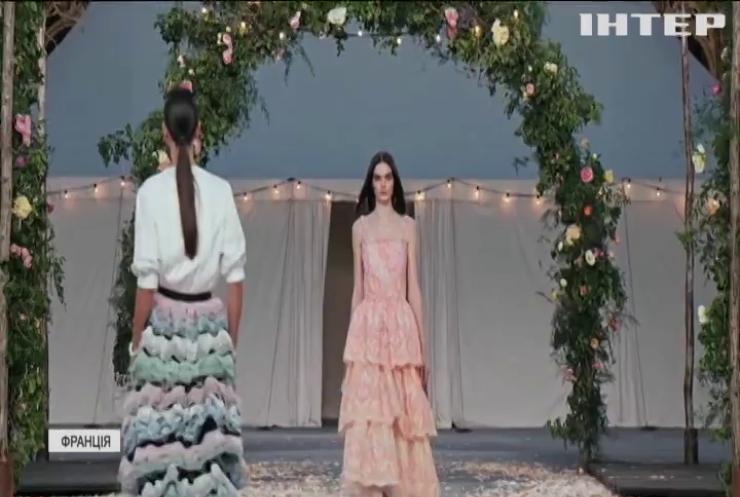 Модний дім CHANEL презентував весняно-літню колекцію