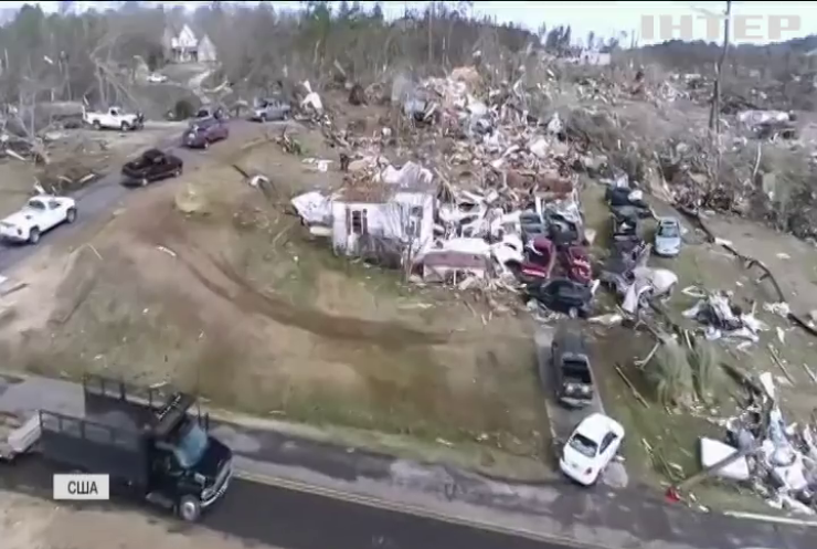 У США торнадо атакував школу: є жертви