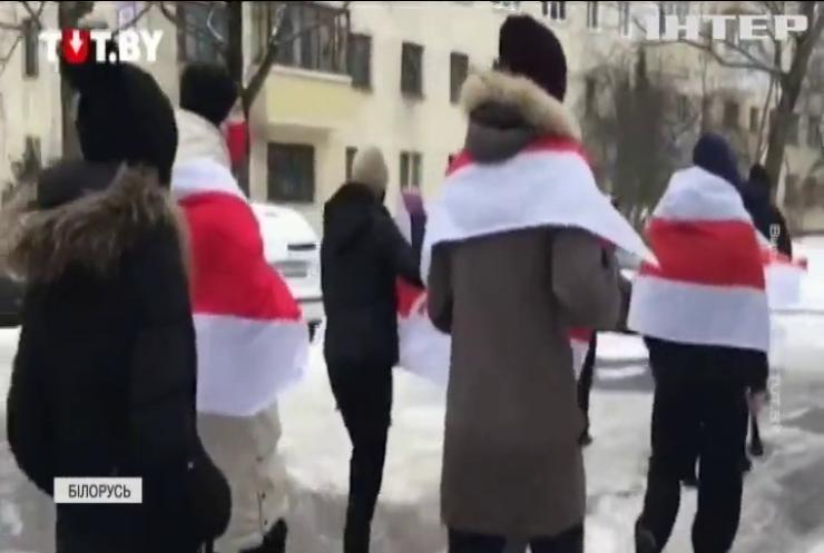 Протести у Білорусі завершилися традиційними арештами