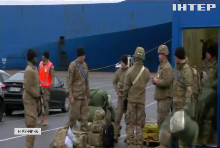 Байден залишить у Німеччині американських військових