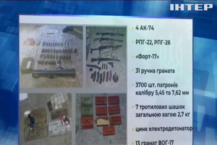 В Україні викрили потужну агентурну мережу ФСБ