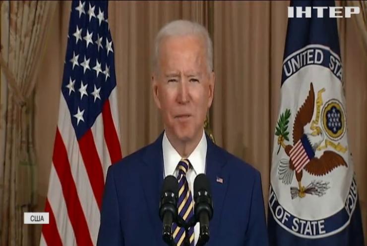 Джо Байден оприлюднив напрямки зовнішньої політики США