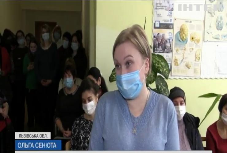 Без роботи і зарплати: на Львівщині медпрацівники оголосили голодування
