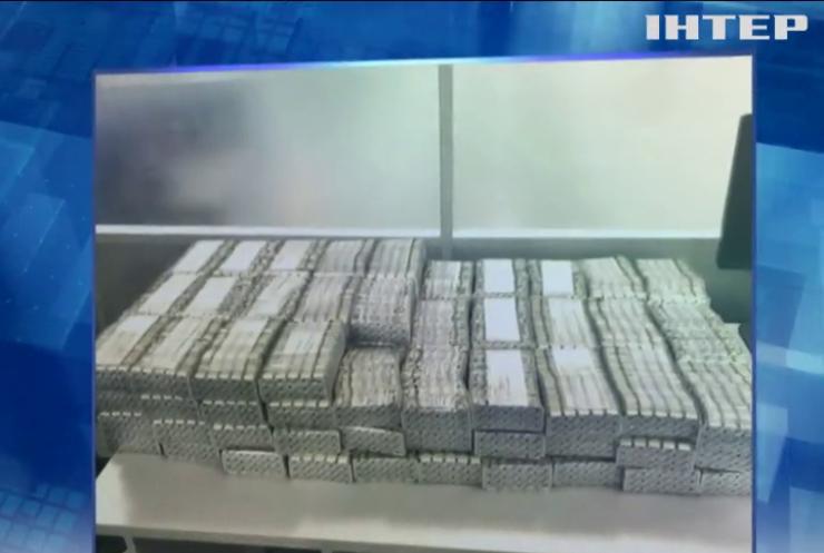 З Києва намагалися вивезти наркотики від Pfizer