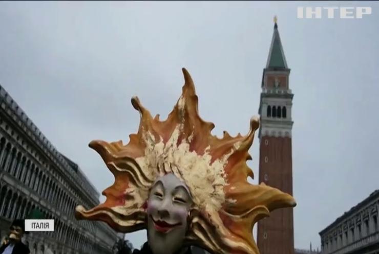 Венеційський карнавал проведуть без туристів і святкувань