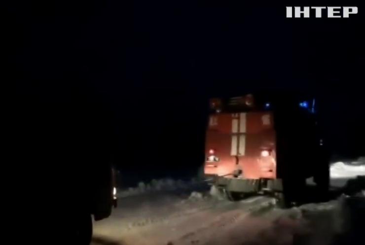 На Кіровоградщині за добу випала рекордна кількість снігу