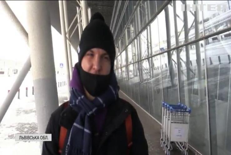 У Львові через негоду скасували авіарейси