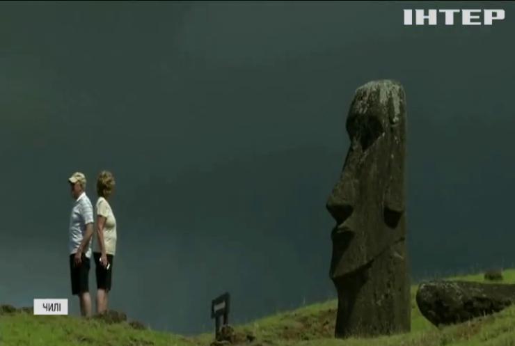 Аборигенів острова Пасхи почали вакцинувати проти COVID-19