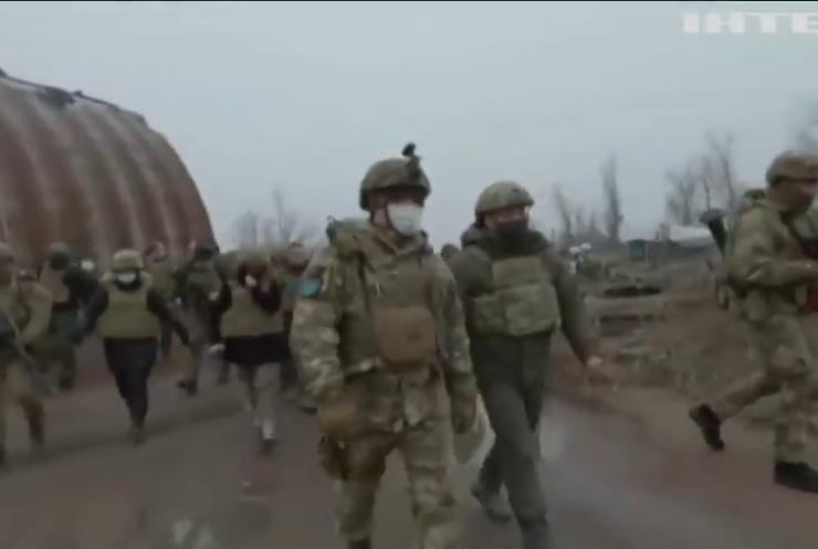 Володимир Зеленський прибув на Донбас з послами G7