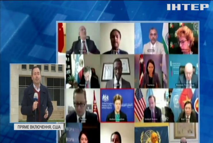У Радбезі ООН обговорюють ситуацію на Донбасі та Мінські угоди