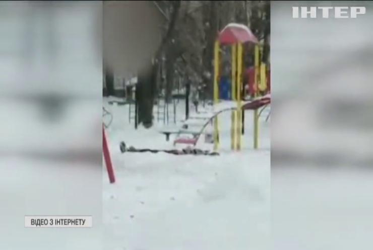 Вибух на дитячому майданчику: поліція встановлює обставини трагедії
