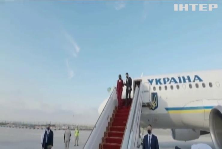 Президент України Володимир Зеленський відбув до ОАЕ з офіційним візитом