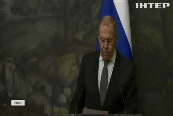Росія погрожує розірвати стосунки з Євросоюзом