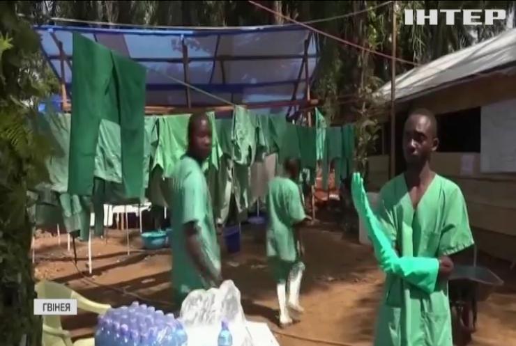 Епідемія Еболи повертається: Гвінея вводить карантин
