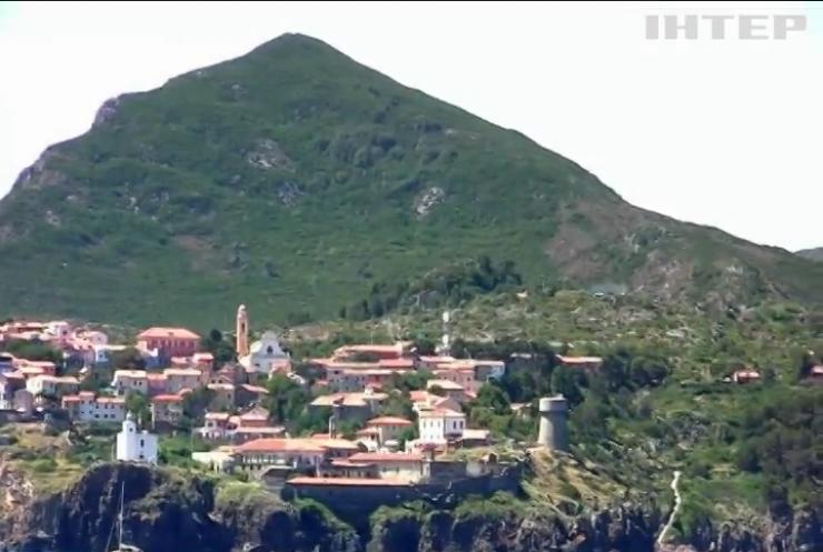 В Італії розслідують крадіжку на віддаленому острові