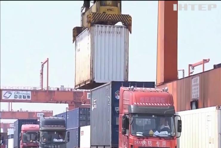 Китай став найбільшим торговим партнером Євросоюзу