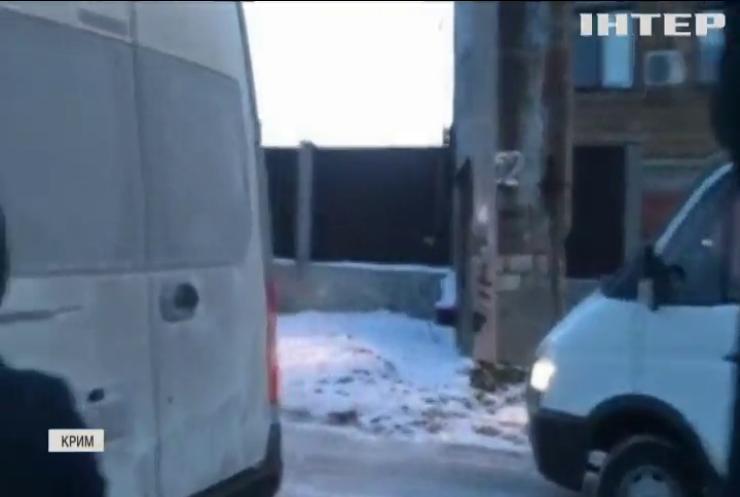 У Криму пройшли обшуки у помешканнях кримськотатарських активістів