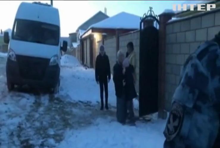 У Криму арештували підозрюваних у причетності до Хізбут Тахрір