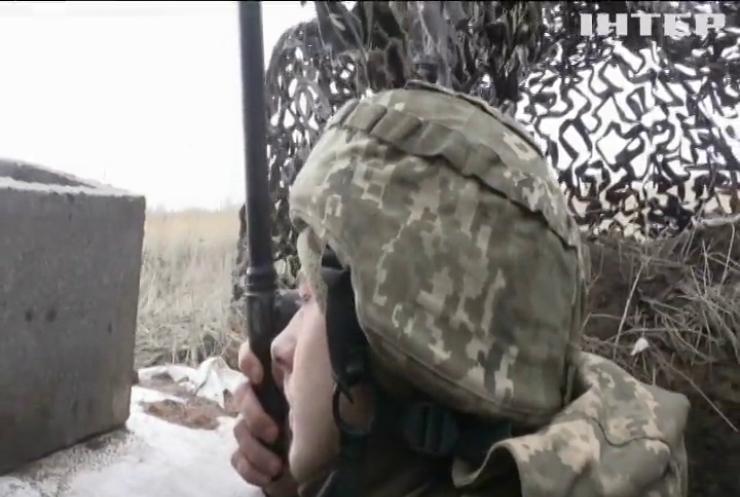 На Донбасі почастішали ворожі обстріли
