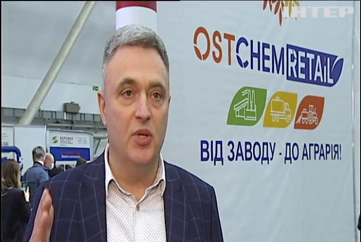 Українські аграрії за підтримки вітчизняних виробників мінеральних добрив наростили експорт агропродукції
