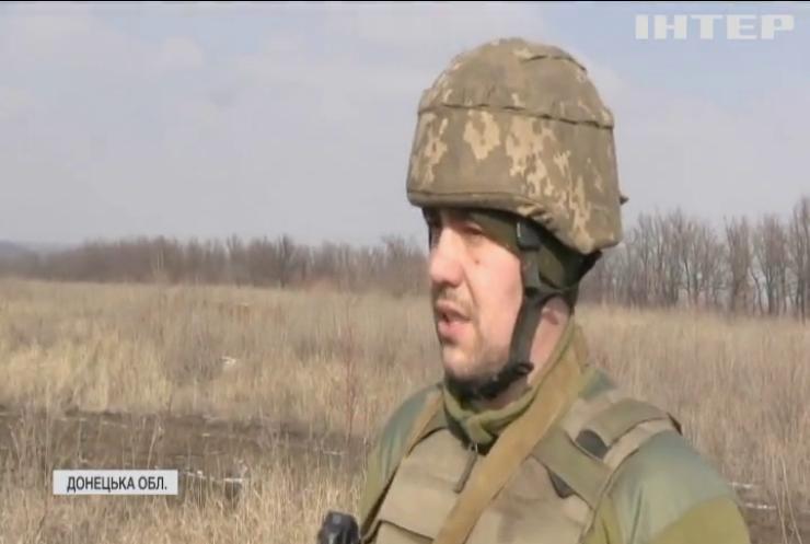 """На Донбасі спостерігають """"стале загострення"""" ситуації на фронті"""