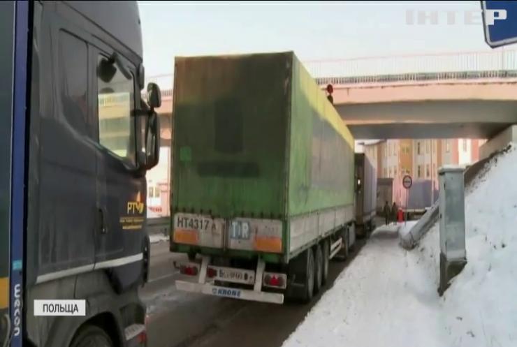 У Польщі змінюють правила перетину кордону