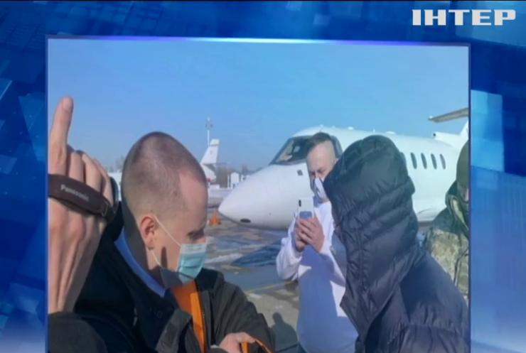 """У Борисполі затримали підозрюваного у розкраданні 100 мільярдів з """"Приватбанку"""""""
