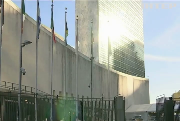 Генасамблея ООН розглядає ситуацію на окупованих територіях України