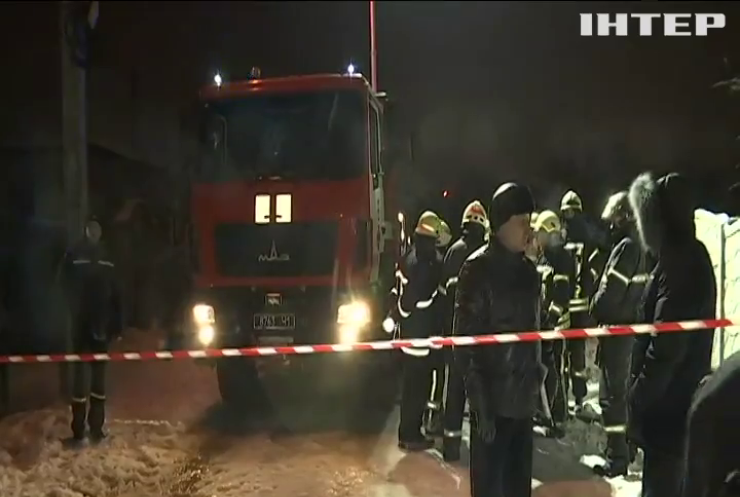 У Кабміні назвали причину пожежі в будинку для літніх людей у Харкові