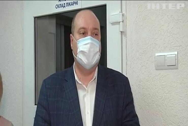 Кропивницький отримав 12 тисяч вакцин від коронавірусу