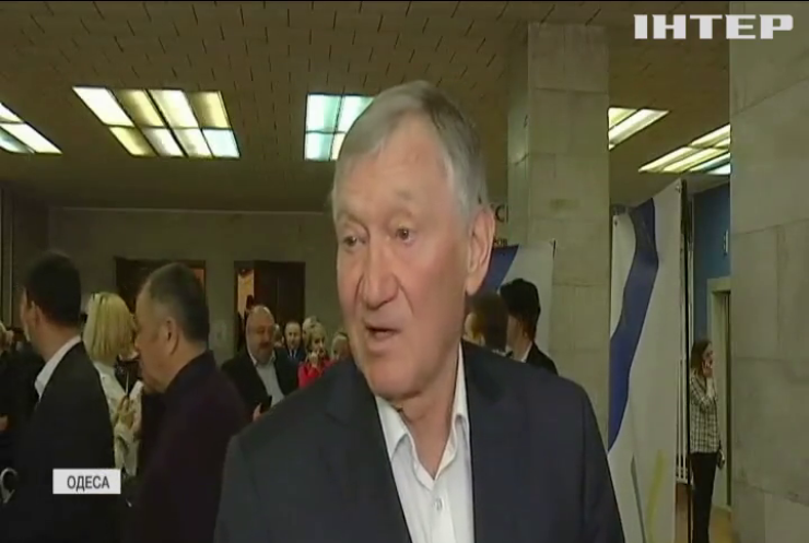 """Легенда """"Чорноморця"""" Семен Альтман отримав звання почесного громадянина Одеської області"""