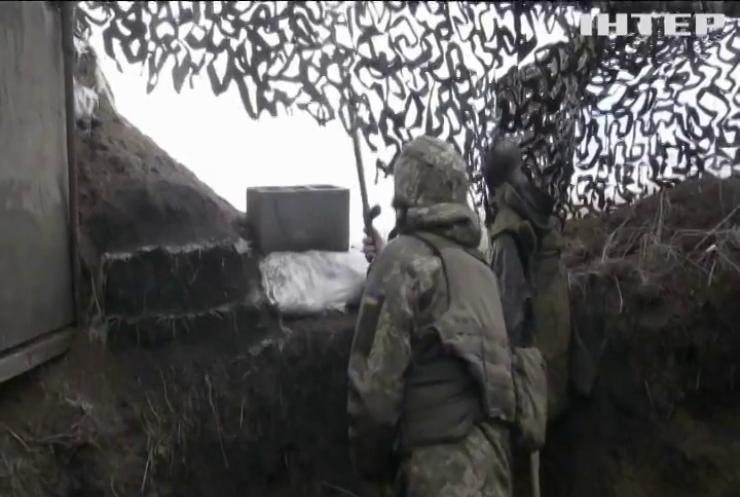 На Донбасі за добу фіксували три порушення режиму тиші