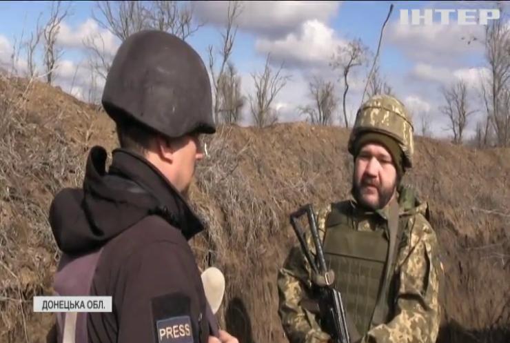 На Донбасі від кулі ворожого снайпера загинув військовослужбовець