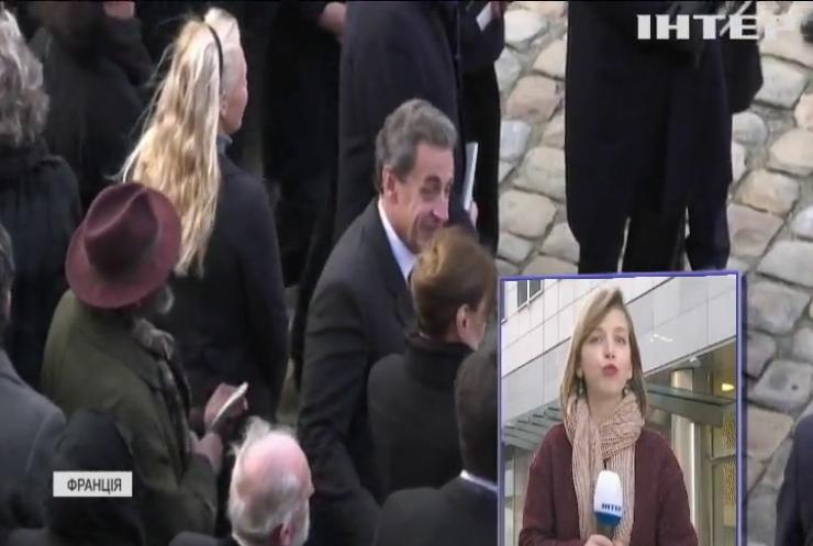 Перший в історії: колишній президент Франції Ніколя Саркозі отримав реальний тюремний строк