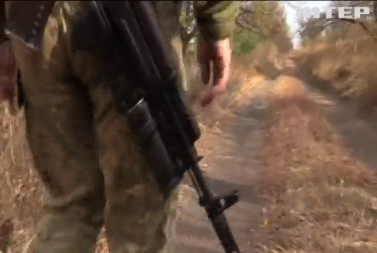 Біля Причепилівки поранило українського військового