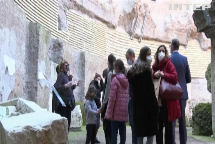 Мавзолей Октавіана Августа відкрили для туристів