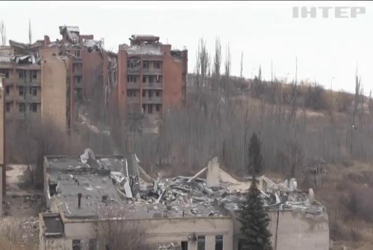 Ворог застосував на Донбасі важку артилерію