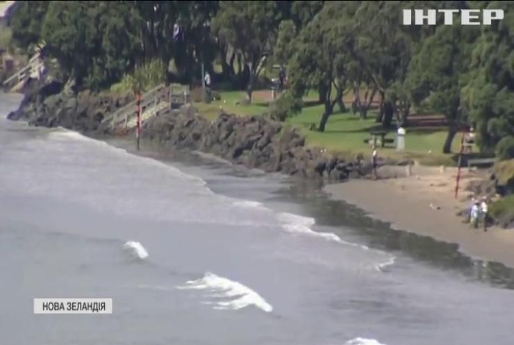 Нова Зеландія евакуює населення через загрозу цунамі
