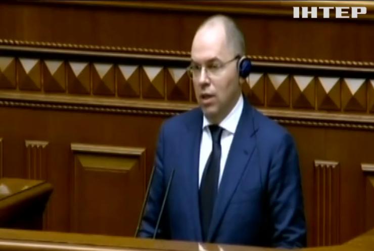 Вакцини вистачить на всіх: Максим Степанов заспокоїв українців