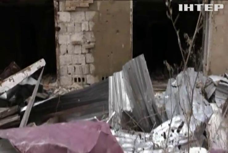 Біля Мар'їнки поранило українського військового