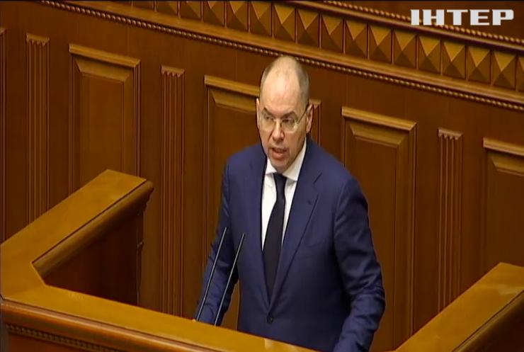 Вакцина безпечна і дієва: Максим Степанов виступив перед депутатами