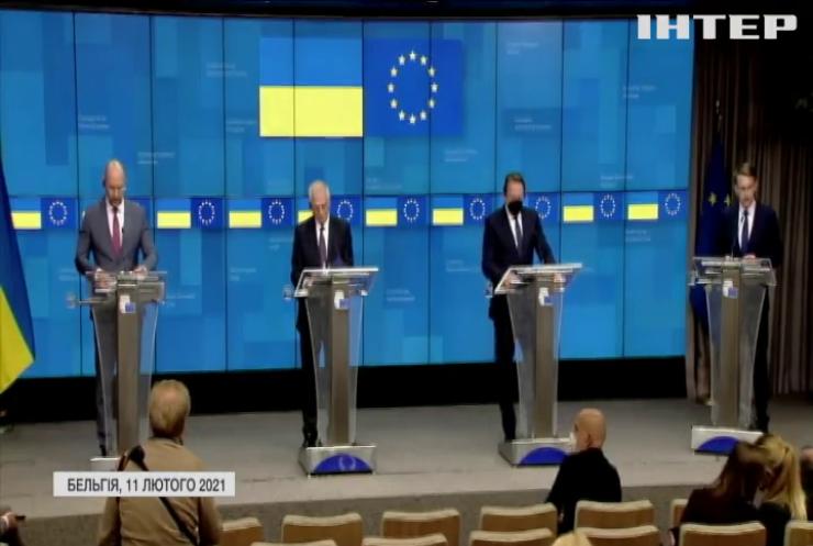 Євросоюз зняв санкції із прибічників Януковича