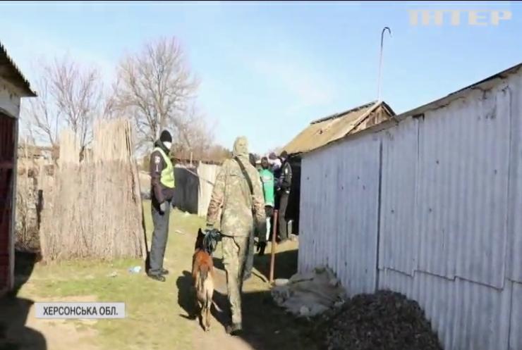 Зі слідами насильства: на Херсонщині знайшли зниклу дівчинку