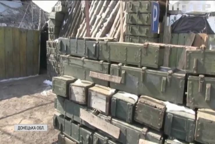 Війна на Донбасі: ворог озброює гранатами безпілотники