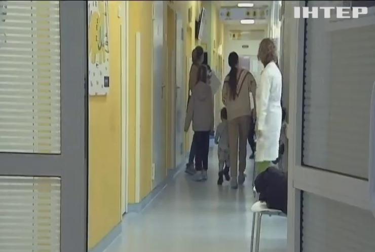 Україна отримала партію вакцин від БЦЖ