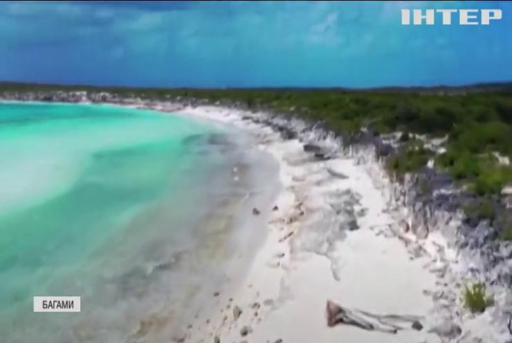 Найбільший приватний острів Багамського архіпелагу виставили на аукціон